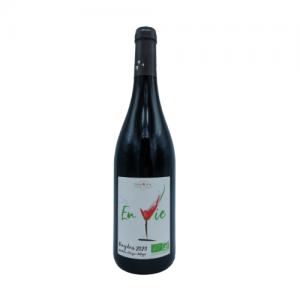 """Beaujolais rouge BIO """"En Vie"""" 75 cl – Agamy"""