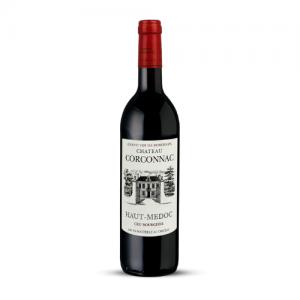 """Bordeaux AOC Haut Médoc """"Cru Bourgeois"""" 75 cl – Château Coronnac"""