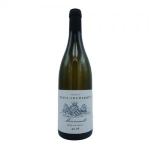 """Meursault blanc """"l'Epaule"""" 75 cl – François d'Allaines"""