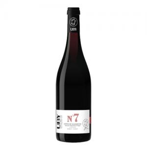 """IGP Côte de Gascogne rouge """"N°7"""" 75 cl – UBY"""