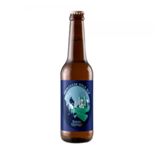 Bière blonde Pale Ale 33 cl – Bières Georges