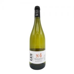 """Côtes de Gascogne """"Uby n°4"""" 75 cl – Domaine UBY"""