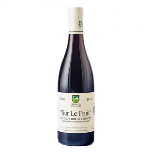 """Coteaux Bourguignon – """"Sur le Fruit"""" – François d'Allaines – 75CL"""