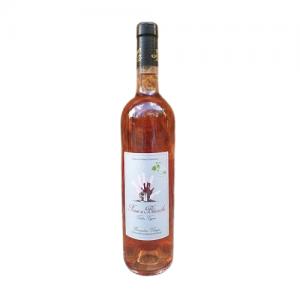 """Beaujolais Rose Vieille Vigne  """"Rose et Blanche"""" – Domaine Claire et Julien Guironnet – 75CL"""