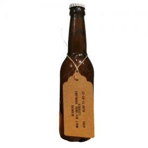 Bière Blanche – Brasserie Malou – 33cl