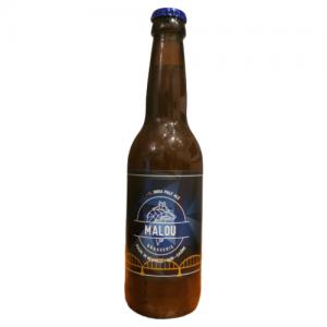 Bière IPA – Brasserie Malou – 33cl