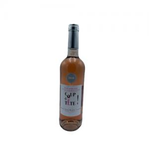 Rosé Moelleux IGP Comtés Rhodaniens – Coup de Tête – Louis Tête – 75cl