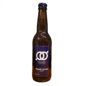 Bière Ambrée «Demain c'est loin»- 33 cl – Brasserie Hoodo
